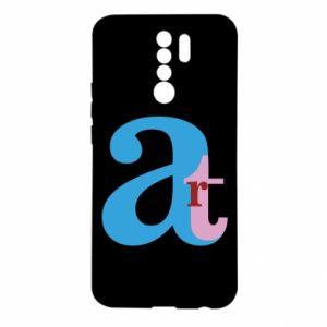 Xiaomi Redmi 9 Case Art