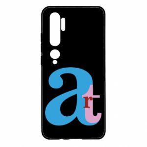 Xiaomi Mi Note 10 Case Art