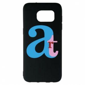 Samsung S7 EDGE Case Art