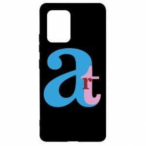 Samsung S10 Lite Case Art