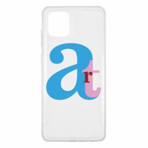 Samsung Note 10 Lite Case Art