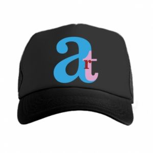 Trucker hat Art