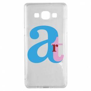 Samsung A5 2015 Case Art
