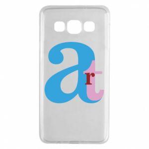 Samsung A3 2015 Case Art
