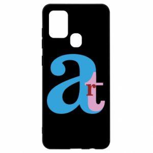 Samsung A21s Case Art