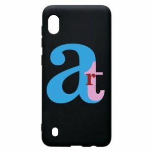 Samsung A10 Case Art
