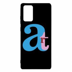Samsung Note 20 Case Art