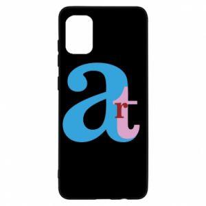 Samsung A31 Case Art