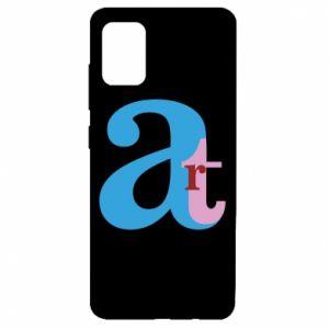 Samsung A51 Case Art