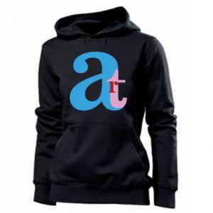 Women's hoodies Art