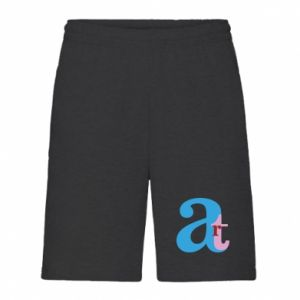 Men's shorts Art