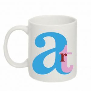 Mug 330ml Art