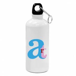 Water bottle Art
