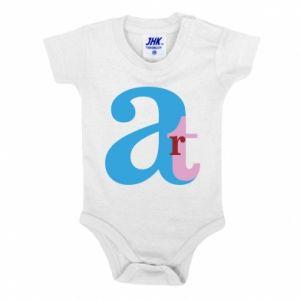 Baby bodysuit Art