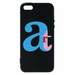 iPhone 5/5S/SE Case Art