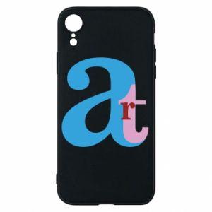 iPhone XR Case Art