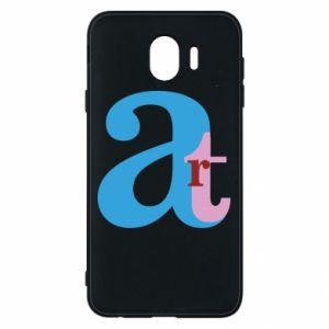 Samsung J4 Case Art