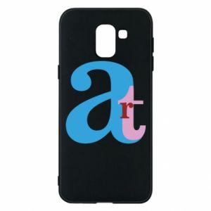 Samsung J6 Case Art