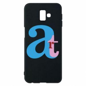 Samsung J6 Plus 2018 Case Art