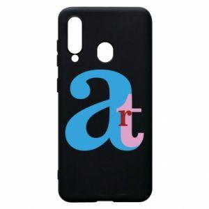 Samsung A60 Case Art
