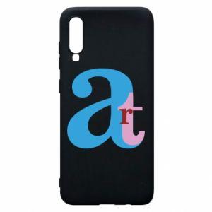 Samsung A70 Case Art