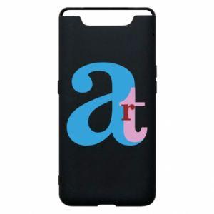 Samsung A80 Case Art