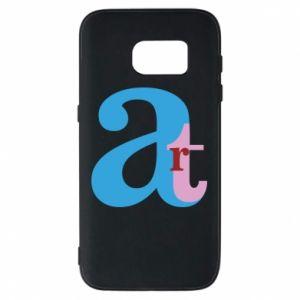 Samsung S7 Case Art