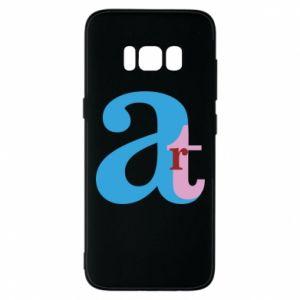 Samsung S8 Case Art