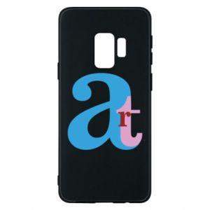 Samsung S9 Case Art