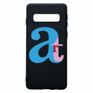 Samsung S10 Case Art