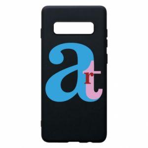 Samsung S10+ Case Art