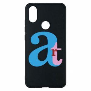 Xiaomi Mi A2 Case Art