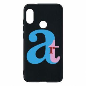 Mi A2 Lite Case Art