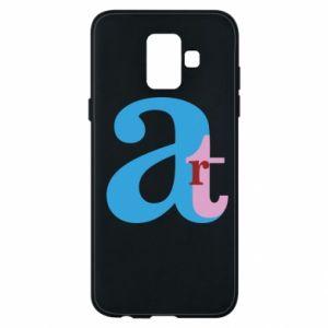Samsung A6 2018 Case Art