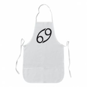 Apron Astronomical designation Cancer - PrintSalon