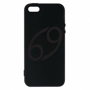 Phone case for iPhone 5/5S/SE Astronomical designation Cancer - PrintSalon