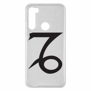 Etui na Xiaomi Redmi Note 8 Astronomical designation Capricorn