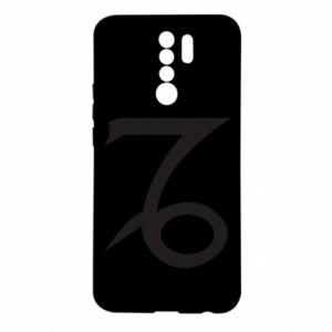 Etui na Xiaomi Redmi 9 Astronomical designation Capricorn