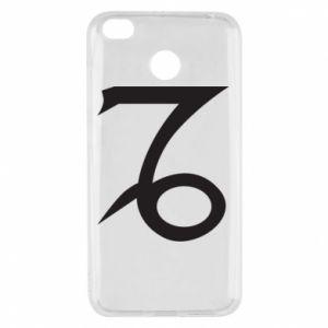 Etui na Xiaomi Redmi 4X Astronomical designation Capricorn
