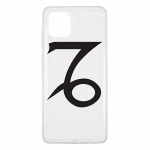 Etui na Samsung Note 10 Lite Astronomical designation Capricorn