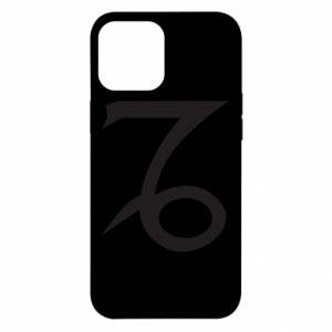 Etui na iPhone 12 Pro Max Astronomical designation Capricorn