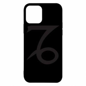 Etui na iPhone 12/12 Pro Astronomical designation Capricorn