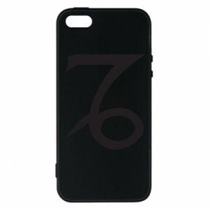 Etui na iPhone 5/5S/SE Astronomical designation Capricorn