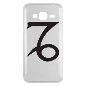 Etui na Samsung J3 2016 Astronomical designation Capricorn