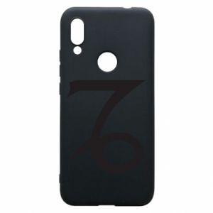 Etui na Xiaomi Redmi 7 Astronomical designation Capricorn