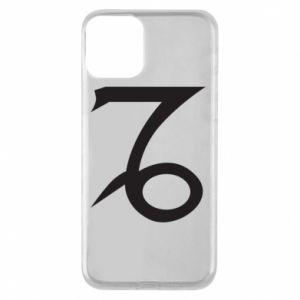 Etui na iPhone 11 Astronomical designation Capricorn