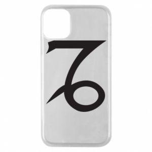 Etui na iPhone 11 Pro Astronomical designation Capricorn