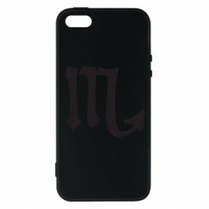 Phone case for iPhone 5/5S/SE Astronomical designation of Scorpio