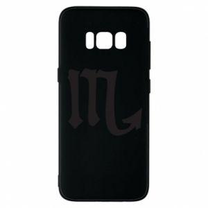 Phone case for Samsung S8 Astronomical designation of Scorpio