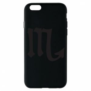 Phone case for iPhone 6/6S Astronomical designation of Scorpio